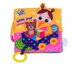 Zabawka edukacyjna Dumel Jolly Baby Gdzie jest Dziewczynka?