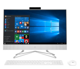 All-in-One HP 24 AiO Ryzen 5-3500/16GB/512/Win10 White