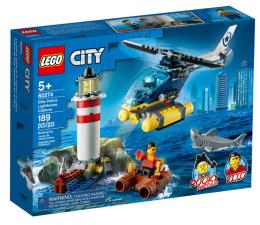 Klocki LEGO® LEGO City Policja specjalna i zatrzymanie w latarni morskiej