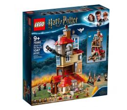 Klocki LEGO® LEGO Harry Potter Atak na Norę