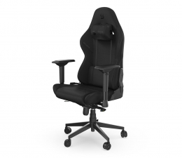 Fotel gamingowy SPC Gear SR600F (Czarny)