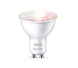 Inteligentna żarówka WiZ Colors RGB LED WiZ50 TR F (GU10/345lm)