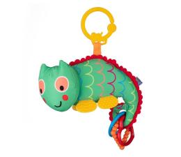 Zabawka dla małych dzieci Dumel Balibazoo Zawieszka Kameleon Dzwoneczek