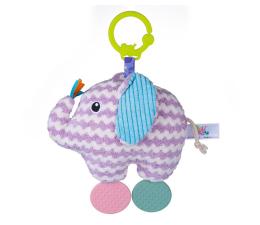 Zabawka dla małych dzieci Dumel Balibazoo Zawieszka Słoń