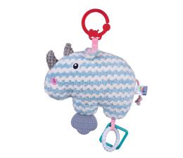 Zabawka dla małych dzieci Dumel Balibazoo Zawieszka Nosorożec
