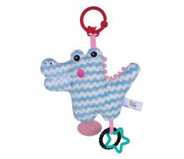 Zabawka dla małych dzieci Dumel Balibazoo Zawieszka Krokodyl