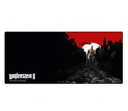 """Podkładka z gier KochMedia Podkładka pod mysz Wolfenstein """"Trail of the Dead"""""""