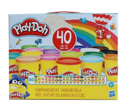 Zabawka plastyczna / kreatywna Play-Doh Zestaw 40 tub