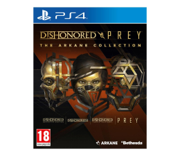 Gra na PlayStation 4 PlayStation Dishonored and Prey: The Arkane Collection