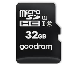 Karta pamięci microSD GOODRAM 32GB microSDHC 100MB/s C10 UHS-I U10
