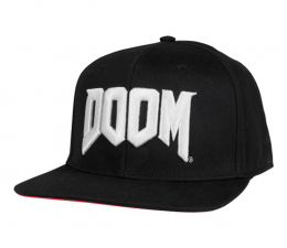 """Czapka z gier KochMedia Snapback Doom """"Logo"""""""