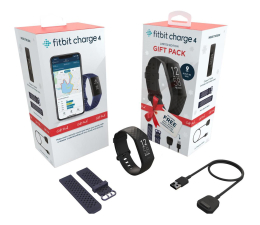 Smartwatch Fitbit Charge 4 Limited Edition Gift Pack