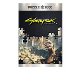 Puzzle z gier CENEGA Cyberpunk 2077: Hand puzzles 1000