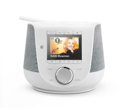 Radio internetowe Hama DIR3200SBT Białe