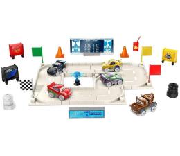 Pojazd / tor i garaż Mattel Cars Kalendarz niespodzianki