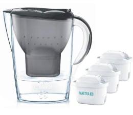 Filtracja wody Brita Marella 2,4l Grafit + 3 wkłady maxtra plus