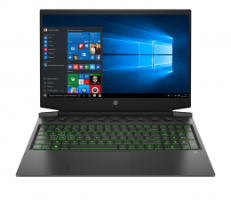 "Notebook / Laptop 16"" HP Pavilion Gaming i7/16GB/512+1TB/Win10x GTX1660Ti"