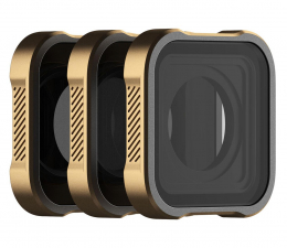 Osłona na obiektyw kamery PolarPro 3 Filtry Shutter do GoPro Hero9