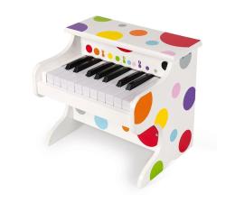 Zabawka muzyczna Janod Elektroniczne pianino Confetti