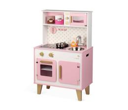 AGD dla dzieci Janod Duża kuchnia drewniana z dźwiękiem Candy Chic
