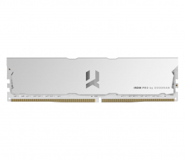 Pamięć RAM DDR4 GOODRAM 16GB (1x16GB) 3600MHz CL17 IRDM PRO White