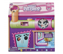 Figurka Littlest Pet Shop Domek zabaw dla zwierząt