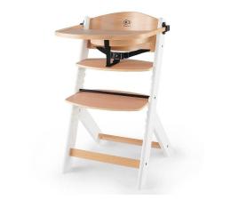 Krzesełko do karmienia Kinderkraft Enock - krzesełko do karmienia 3w1 White Wood