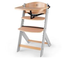 Krzesełko do karmienia Kinderkraft Enock - krzesełko do karmienia 3w1 Grey Wood
