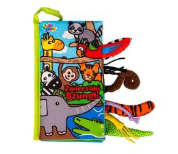 Zabawka edukacyjna Dumel Jolly baby Zwierzaki Dżungli ogonki