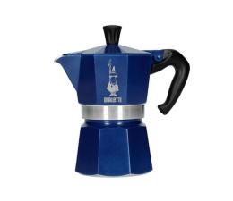 Ekspres do kawy Bialetti Moka Express Marocco 3tz Niebieska
