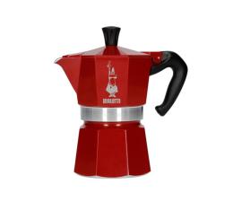 Ekspres do kawy Bialetti Moka Express Marocco 3tz Czerwona