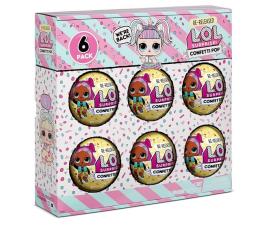 Figurka L.O.L. Surprise! 6 Pack Confetti- Unicorn