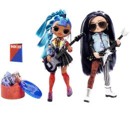 Figurka L.O.L. Surprise! OMG Remix Dwupak Punk Grrrl Rrocker Boi