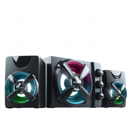 Głośniki komputerowe Trust Ziva RGB 2.1