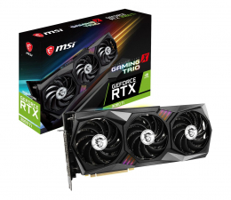 Karta graficzna NVIDIA MSI GeForce RTX 3060 Ti GAMING X TRIO 8GB GDDR6