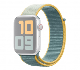 Pasek / bransoletka Apple Opaska Sportowa do Apple Watch promienny