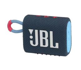 Głośnik przenośny JBL GO 3 Niebiesko-różowy