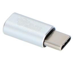 Przejściówka Silver Monkey Adapter USB-C - micro USB