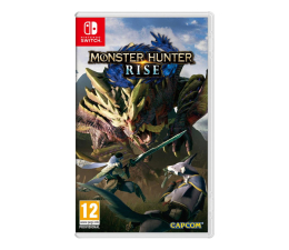 Gra na Switch Switch Monster Hunter Rise