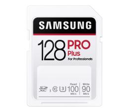 Karta pamięci SD Samsung 128GB SDXC PRO Plus 100MB/s