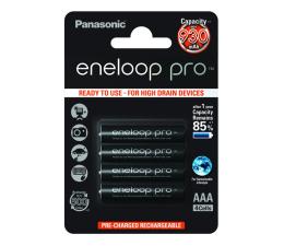 Akumulator uniwersalny Panasonic Eneloop Pro R03/AAA 930 mAh (4 sztuki)