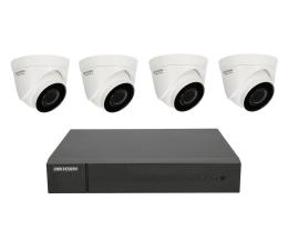 Zestaw do monitoringu Hikvision HWK-N4142TH-MH 4 kamery 2MP, IP67, NVR PoE 1TB