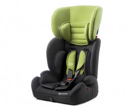 Fotelik 9-36 kg Kinderkraft Concept Green