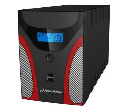 Zasilacz awaryjny (UPS) Power Walker LINE-INTERACTIVE (2200VA/1200W, 4x PL, LCD, AVR)