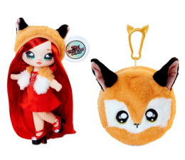 Figurka MGA Entertainment Na!Na!Na! Surprise 2w1 Roxie Foxy