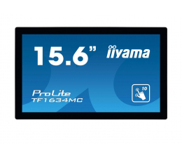 """Monitor LED 21"""" i mniejszy iiyama TF1634MC-B6X dotykowy open frame"""