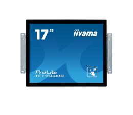 """Monitor LED 21"""" i mniejszy iiyama TF1734MC-B6X dotykowy open frame"""
