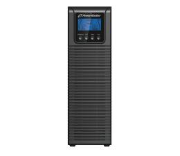 Zasilacz awaryjny (UPS) Power Walker ON-LINE (3000VA/2700W, 6x IEC, LCD)