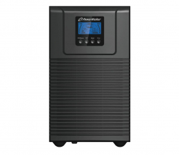 Zasilacz awaryjny (UPS) Power Walker ON-LINE (2000VA/1800W, 4x IEC, LCD)