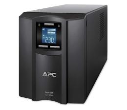 Zasilacz awaryjny (UPS) APC Smart-UPS (1000VA/600W, 8x IEC, AVR, LCD)